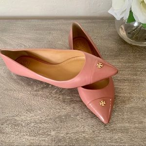 Tory Burch Shoes - NEW TORY BURCH FAIRFORD PInk Magnolia Size 8